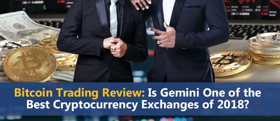 Gemini Bitcoin review: Buy BTC from this exchange
