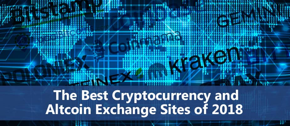 trading exchanges for cryptocurrency