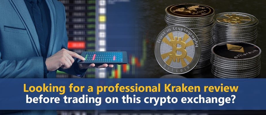 Kraken exchange review - It's safety features, verification, withdrawal fees and how to use it